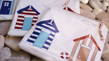 Beach Cosmetic Bag - Private Dock