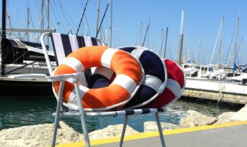 Lifebuoy Pillows