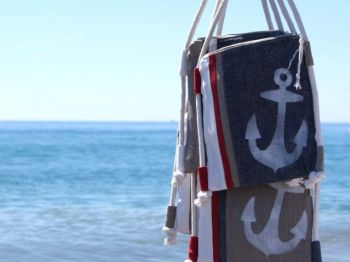 Summer Purses with Anchor