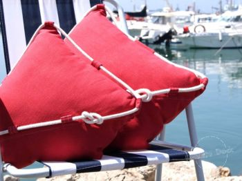 Yachts Pillows Design by Daga